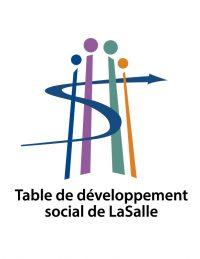 Logo de La Table de Développement Social de LaSalle